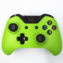 wireless controllers for xbox one Canada - High Quality 6 Colors Wireless Controller Gamepad Precise Thumb Joystick Gamepad For Xbox One for Microsoft X-BOX Controller Fast Shipping