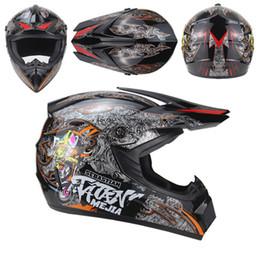 $enCountryForm.capitalKeyWord Australia - Motorcycle Full Covered Helmet Unisex Helmet Outdoor Riding Motorcycle Adult Motocross Off Road Racing
