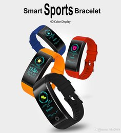 $enCountryForm.capitalKeyWord Australia - NEW Smart Watch Men Women Bracelet Pedometer Heart Rate Monitor Waterproof IP68 Swimming Running Sport Watch For Android IOS
