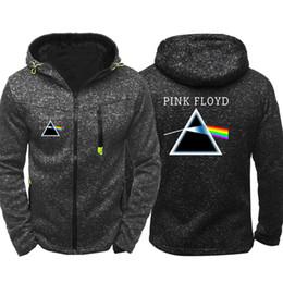 $enCountryForm.capitalKeyWord Australia - Pink Floyd hoodie Men Sport Wear Men's Hooded Hoodie Zipper Sweatshirt Male Hoody Autumn Coat Spring Hoodies Cardigan hoodie Tracksuit