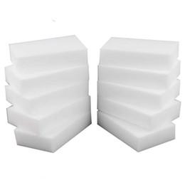10pcs 80*50*30mm White Magic Sponge Eraser Melamine Cleaner Multi-functional Kitchen Bathroom Cleaning Tools Nano Sponge Great Varieties Home & Garden
