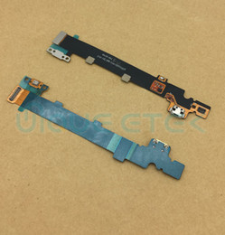 flex cable board connector NZ - Tested Good New USB Charger Data Dock Connector Board For Huawei MediaPad M3 Lite 10 Charging Port Flex Cable