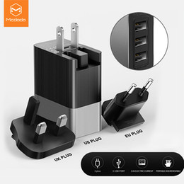 Ihave power bank online shopping - Mcdodo Usb Charger Eu us uk In Universal Travel Mobile Phone Usb Charger Fast a Charging Wall Charger For Iphone Huawei T190627