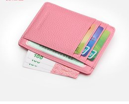$enCountryForm.capitalKeyWord UK - 2019 designer high-quality real leather wallet card more letter credit card bus card package Superman wallet for men women with the box