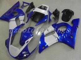 99 Yzf R6 Fairing Australia - 3Gifts High quality New ABS Motorcycle fairings fit for Yamaha YZF 600 R6 98 99 00 01 02 YZF-R6 1998-2002 fairing kits nice white blue