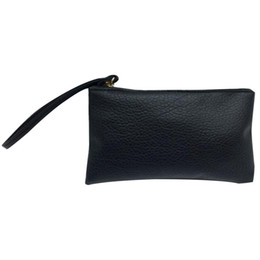 b62c37cd06644a 2019 Solid Simple Unisex Wallets PU Leather Bag Zipper Clutch Coin Purse  Phone Wristlet Portable Purse