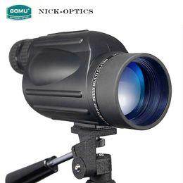 $enCountryForm.capitalKeyWord Australia - Gomu 10-30x50 Hd Zoom Monocular Bird Watch High Quality Nitrogen Waterproof Telescope Binoculars For Hunting Shockproof Tripod T190627