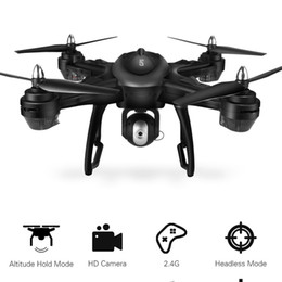 Discount drone real time camera - X38G Camera Drones 1080P 2.4G 500M Remote Control 6Axis WiFi Real-time Helicopter Transmission Headless Altitude Hold Qu