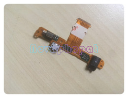 Cable traCking online shopping - Novaphopat Charging Port For Huawei Mediapad Link S10 Micro USB Dock Charger Flex Cable Audio Jack Plug Vibrator tracking