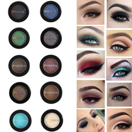 single eye shadows NZ - Single Colors Women's Fashion Eyeshadow Palette Super Soft Matte Cream Makeup Cosmetic Eye Shadow For All Kinds Of Skin