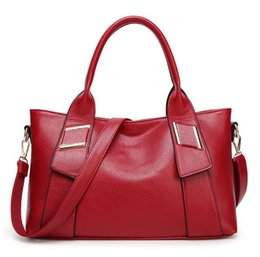 Boston Tote Bag Free Shipping Australia - The hottest brand ladies PU handbags Designer European and American solid color Boston bag Fashion celebrity shoulder bag Free shipping