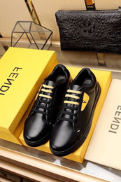 $enCountryForm.capitalKeyWord NZ - duping520 Little devil black leather casual shoes Men Dress Shoes Moccasins Loafers Lace Monk Straps Boots Drivers Real leather
