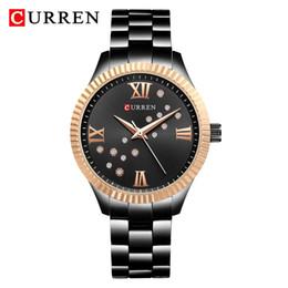 $enCountryForm.capitalKeyWord Australia - CURREN 2018 Fashion Women Watch Luxury Golden Women Casual Wrist Watch Brand Ladies Quartz Watch Relogio Feminino bayan kol saat