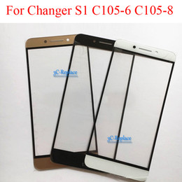 $enCountryForm.capitalKeyWord Australia - A+quality For LeTV Coolpad Changer S1 S 1 TouchScreen Digitizer C105-6 C105-8 Touch Screen Glass panel Without Flex Cable C105