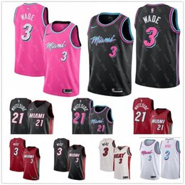 Color best online shopping - BEST quality stitched cheap dwayne jersey wade player s jersey color The pink white red blue city black grey