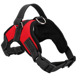 $enCountryForm.capitalKeyWord Australia - Adjustable Pet Puppy Large Dog Harness for Small Medium Large Dogs Animals Pet Walking Hand Strap Dog Supplies Dropshipping