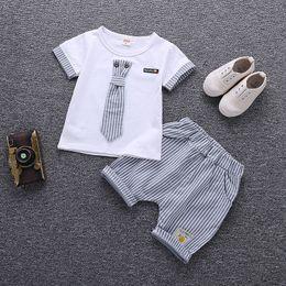 f7b6b7bdea Children Clothing Set Baby Boy Clothes Summer Cartoon 2019 New Kids Cotton  Cute Sets Baby Boy Outfit Costumes Baby Clothing Set