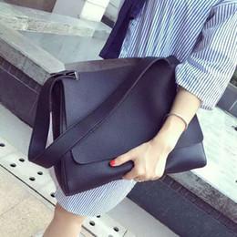 Big Ladies Handbags NZ - Women Bag Top-Handle Big Capacity Female clamshell Handbag Fashion Shoulder Bag Purse Ladies Hand bags Leather Crossbody sac