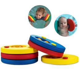 $enCountryForm.capitalKeyWord Australia - 6PCs  Pack EVA Foam Swim Discs Arm Bands Floating Sleeves Inflatable Pool Float Board Baby Swimming Exercises Circles Rings