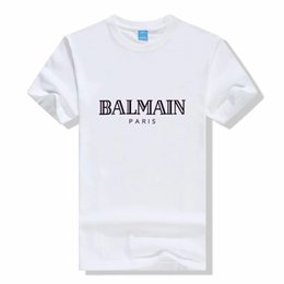 e64d57f40 2019 marca de moda de lujo tops diseñador camisetas para hombre mujer s  camiseta mujer s ropa gimnasio sudor trajes camiseta