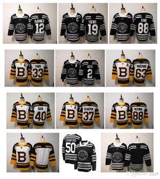 b24e7b9bd NHL 2019 Winter Classic Chicago Blackhawks Boston Bruins Toews DeBrincat  Patrick Kane Seabrook Crawford Pastrnak Bergeron Marchand Jersey