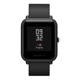 Heart Rate Glasses Australia - Origina Huami Xiaomi AMAZFIT Smartwatch Chinese Version with Corning Gorilla Glass Screen IP68 Waterproof Heart Rate   Sleep Monitor Geomagn
