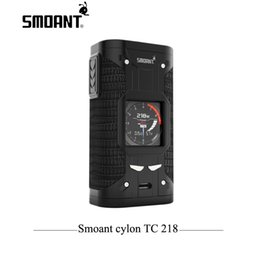 Vaporesso Box Mod Australia - Original Electronic Cigarette TC Mod Smoant cylon TC 218w Box Mod 218 E Cigarette mod with 1.3 inch screen Vaporizer Vaper