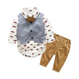 08d786d95 Shop Newborn Baby Boy Vest Suit UK