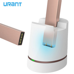$enCountryForm.capitalKeyWord NZ - URANT Desk Charger for JUUL USB Cable Fast Charging stands Magnetic Adsorption Chargers For JUUL Accessories Battery Devices