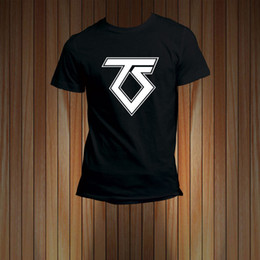 Music Man T Shirt Australia - Twisted Sister Rock N Roll Music Legend T-Shirt Tee T Shirt For Men Tailored Custom Short Sleeve Valentine's Plus Size Couple T-shirts
