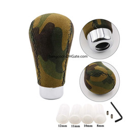 $enCountryForm.capitalKeyWord NZ - 95MM JDM Style Universal Camo Gear Shift Knob Racing Shifter Lever Knob for Universal Car