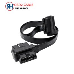 $enCountryForm.capitalKeyWord Australia - OBD2 16Pin Male Plug Connector Splitter 2 in 1 For ELM327 Extension Adapter OBD Cable ODB2 16 Pin Adaptor Opening Female Cable
