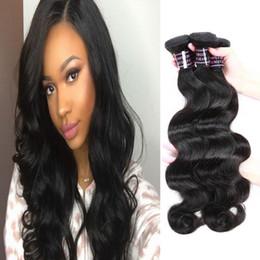 Ombre hair weave virgin online shopping - Deep Loose Wave Brazilian Body Wave Hair Extensions Unprocessed Peruvian Virgin Human Hair Bundles Deep Wave Water Curly Hair Bundles Weft