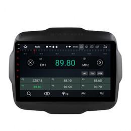 "Cars Player Australia - 4GB RAM Octa Core 9"" Android 8.0 Car DVD Player for Jeep Renegade 2015 2016 2017 RDS Radio GPS WIFI Bluetooth USB 4GB RAM 64GB ROM"