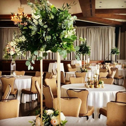 $enCountryForm.capitalKeyWord Australia - New product elegant cheap flower ball holder wedding road lead wedding centerpiece metal stand high tall T stage decoration