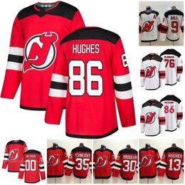 $enCountryForm.capitalKeyWord Canada - Custom Any Name 2019 New Jersey Devils Hockey Jerseys Any Size 86 Jack Hughes 9 Taylor Hall 35 Schneider 13 Nico Hischier 30 Martin Brodeur