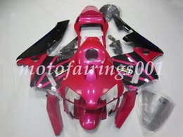 $enCountryForm.capitalKeyWord NZ - (Injection Mold) New ABS Motorcycle Fairings set Fit for HONDA CBR 600 2003 2004 CBR600RR F5 600RR 03 04 Full fairing kit Pink black
