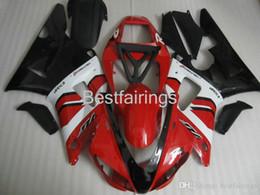 Yamaha R1 98 99 Fairing Australia - ZXMOTOR 7 gifts fairing kit for YAMAHA R1 1998 1999 white black red fairings YZF R1 98 99 VC35