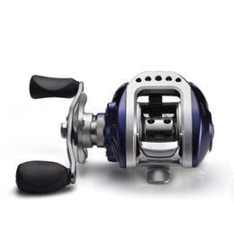 Coil reel online shopping - FISHING Coil Gear Pesca BB Baitcasting High Speed Reels Blue Left or Right Hand Bait Casting Carp Fishing Reel
