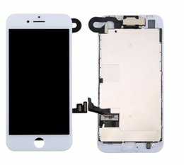 Iphone Screen Testing Australia - Einpassung For iPhone 8 LCD Display Touch Screen Digitizer Assembly Replacement Complete 100% Tested Front Camera