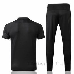$enCountryForm.capitalKeyWord Australia - best sale new season 18 19 AC Millan Polo shirts tracksuits 2018 2019 AC jacket soccer Camisa short sleeve training suits