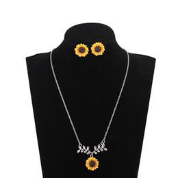 97b7e9440df4e Sunflower Jewelry Sets Australia | New Featured Sunflower Jewelry ...