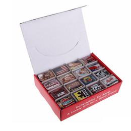 Eco Metal Storage Boxes NZ - AIBEI-American Style Mini Tin Box1PC Zakka Vintage Small Metal Tins Storage Box Organizer Case