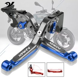 foldable lever Australia - For NMAX 125 NMAX 155 N-MAX 125 155 Accessories Motorcycle Adjustable Foldable Extendable Brake Clutch Levers Moto Levers