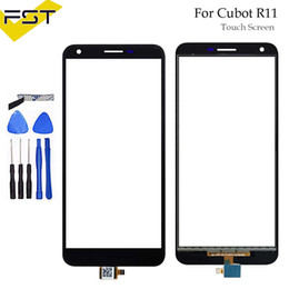 Inch Tools Australia - 5.5 inch For Cubot R11 Touch Panel Touch Screen Digitizer Replacement For Cubot R11 Glass Sensor With Tools+Adhesive