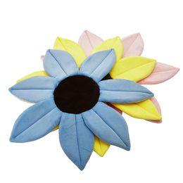 $enCountryForm.capitalKeyWord UK - 2019 NEW Arrived Kid Play Game Mats Round Carpet Rugs Flower Baby Sunflower Play Mats Infant Crawling Blanket Plush Carpet