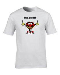 $enCountryForm.capitalKeyWord NZ - MR DRUM - Mr men drummer parody, funny music mens T ShirtFunny free shipping Unisex Casual Tshirt top