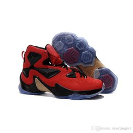 d1881466dd38 Lebron 13 XIII mens basketball shoes for sale MVP Christmas BHM Easter  Halloween Akronite DB youth boots with original box Size 7 12