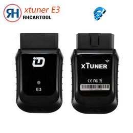 Mitsubishi Obdii Tools NZ - XTUNER E3 wifi Full Systems Car Diagnostic Tool Free Car software easydiag 3.0 OBDII EOBD Code Reader VPECKER Multi-language