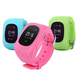 Kids Smart Watches Child Australia - Q50 LCD GPS Tracker for Child Kid smart Watch SOS Safe Call Location Finder Locator Trackers smartwatch for Kids Children Anti Lost Monitor